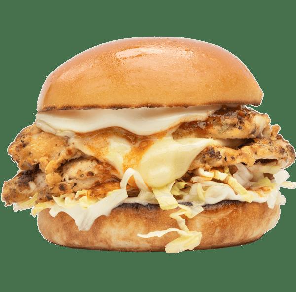 best burgers in cronulla - big l burger