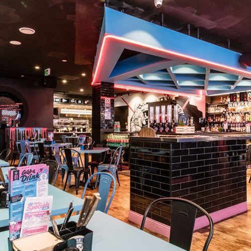 burger restaurant in paramatta - parramatta restaurant