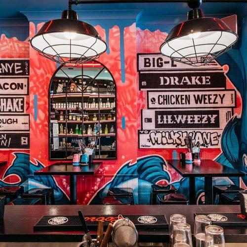 best burgers coogee - milky lane restaurant
